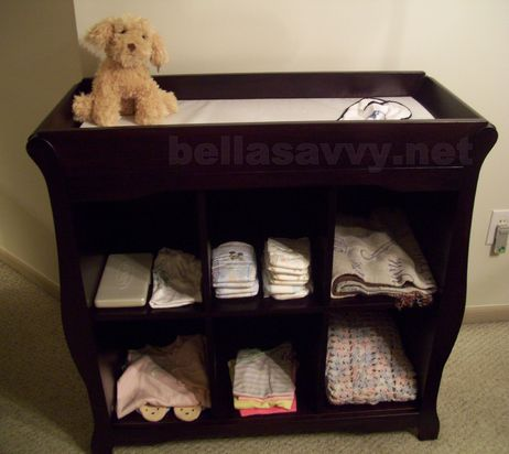 Awesome Storkcraft Aspen Organizer And Changing Table Combo. A Simply Gorgeous  Addition To Any Nursery Or