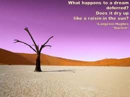 what happens to a dream deferred raisin in the sun family