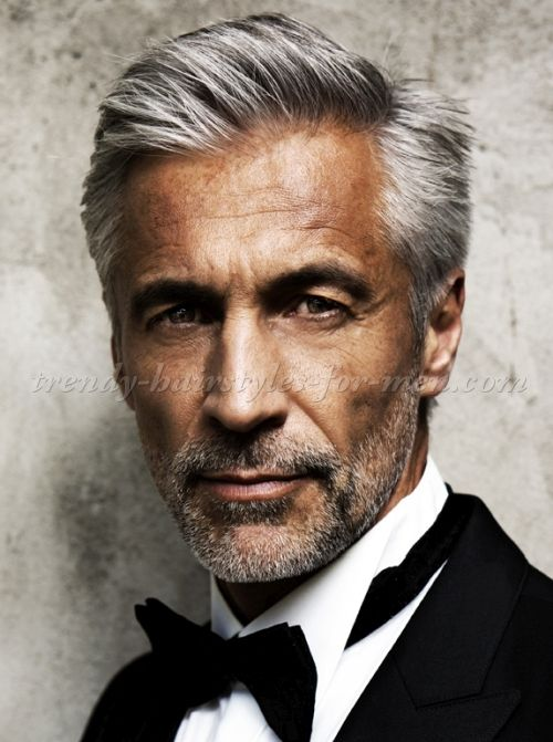 Hairstyles For Men Over 50 Grey Hairstyle For Men Http Blanketcoveredlover Tumblr Com Older Mens Hairstyles Mens Hairstyles Short Mens Hairstyles
