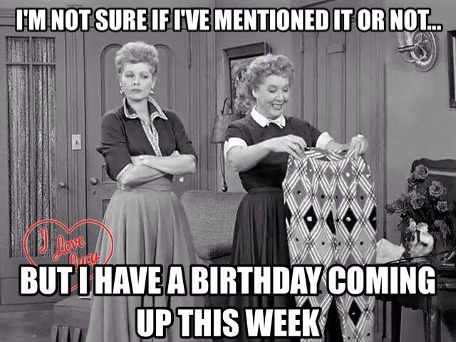 Ethel S Birthday I Love Lucy Zaynaarain I Love Lucy Happy Birthday My Love Love Lucy