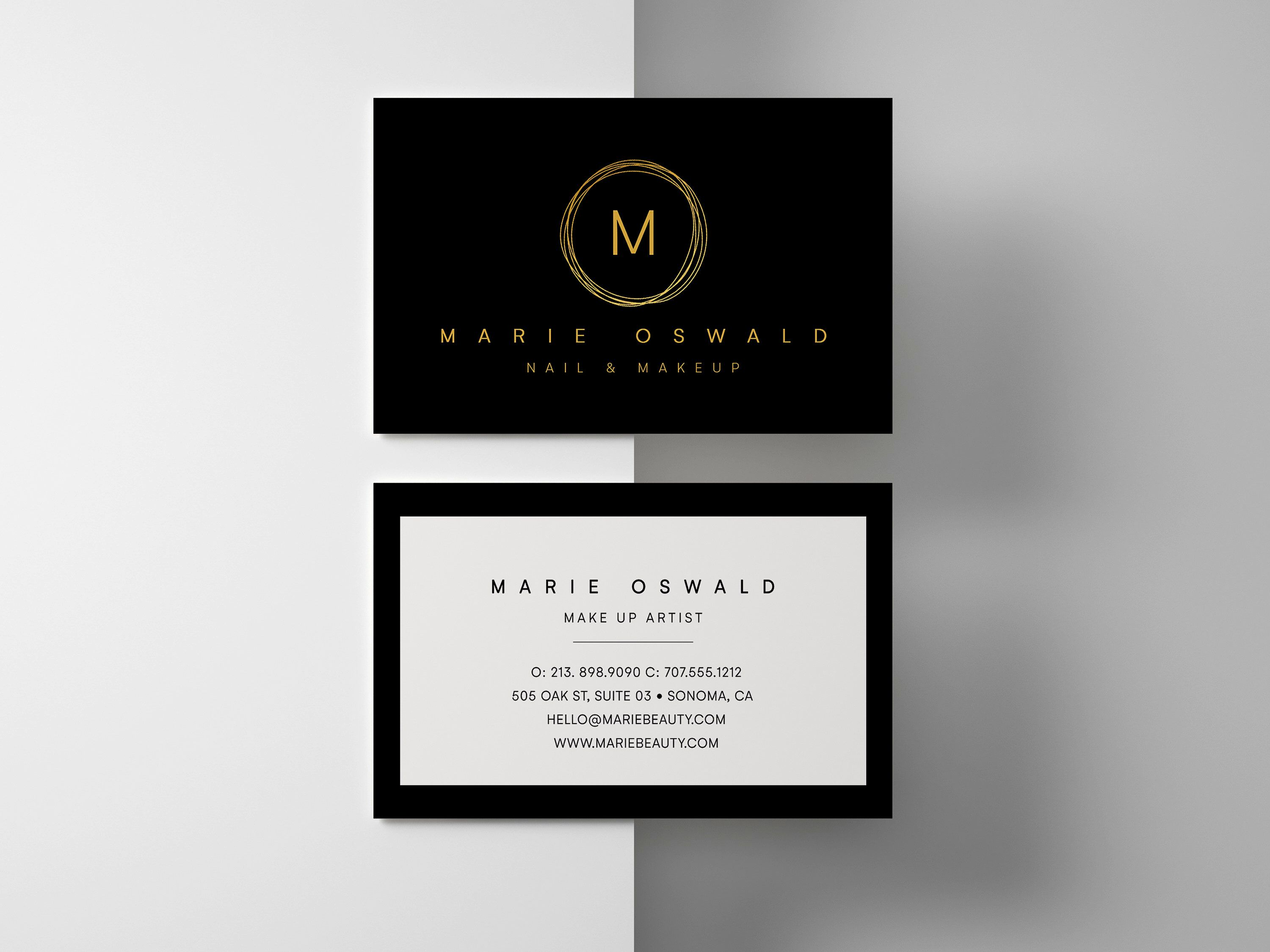 Business Card Design, Business Card Template, Custom Business Card, Printable Business Cards, Business Logo, Calling Card, Business Card