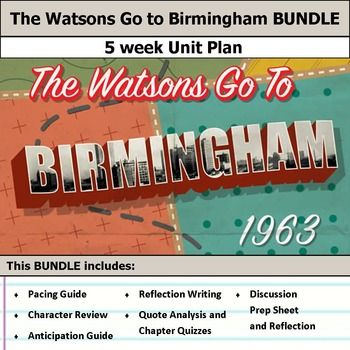 what is the theme of the watsons go to birmingham