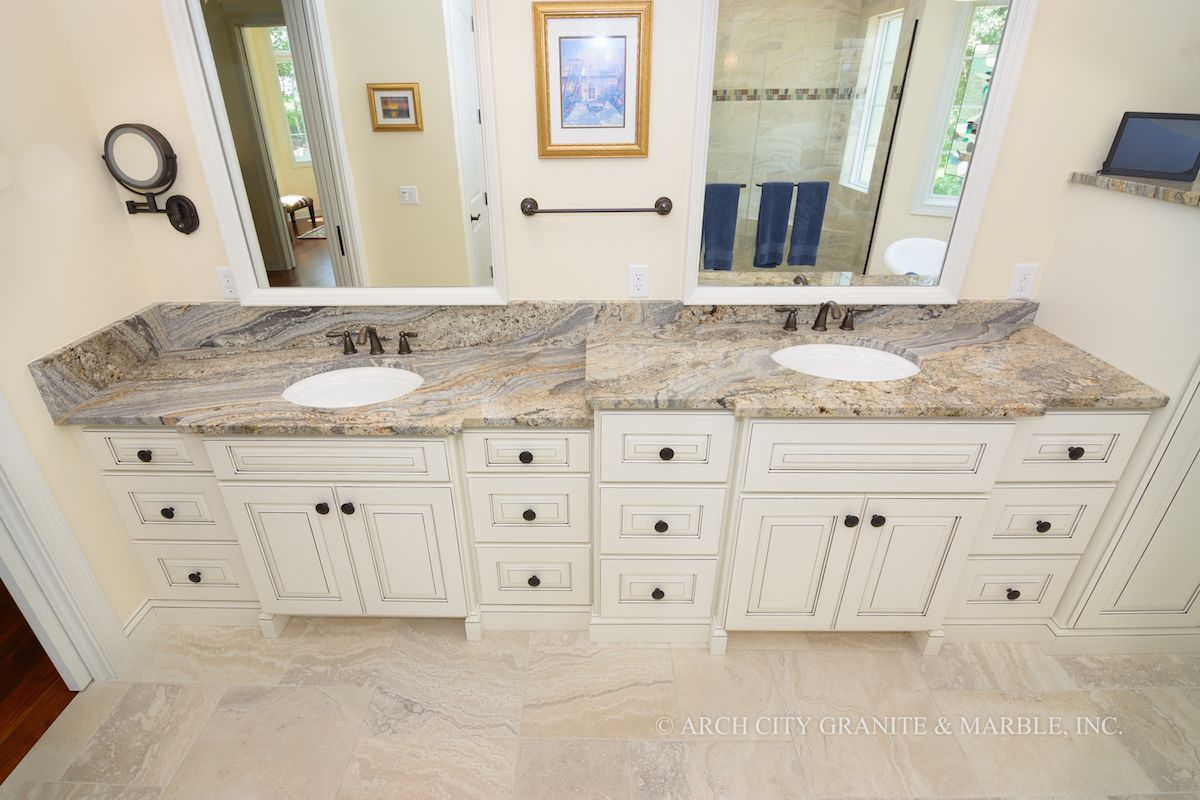 Golden Cascade Granite Also Known As Grand Canyon Is A New Stone