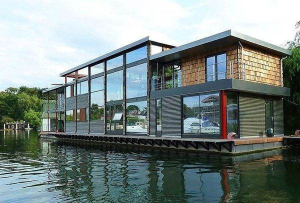 Britain S Most Unusual Homes Grand Designs And Wow Factor