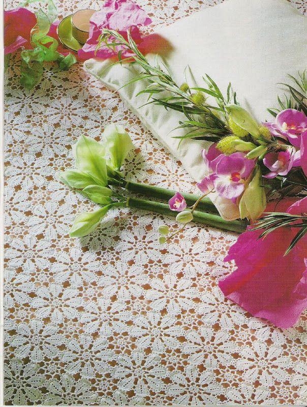 serwetka - szydełko // Decorative Crochet Magazines 63 - Gitte Andersen - Álbumes web de Picasa