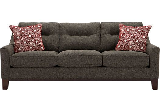 custom sofa design online green color cover the isofa on roomstogo com lets you your own in three easy steps choose style and pillows buy it or see a