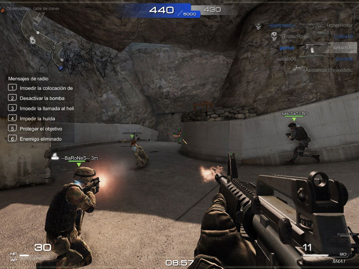 Play Special Forces Game Here - A Battle Game on