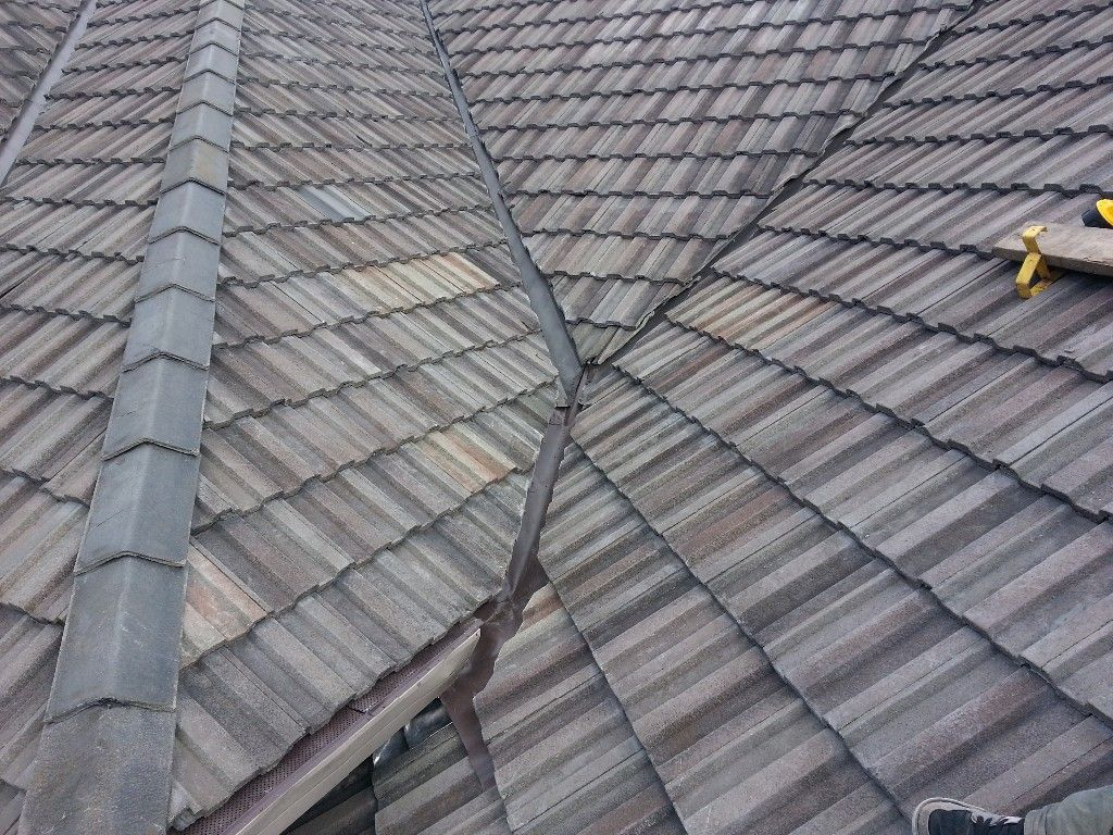 Do you have moss debris on your tile roof helpful roof do you have moss debris on your tile roof dailygadgetfo Images