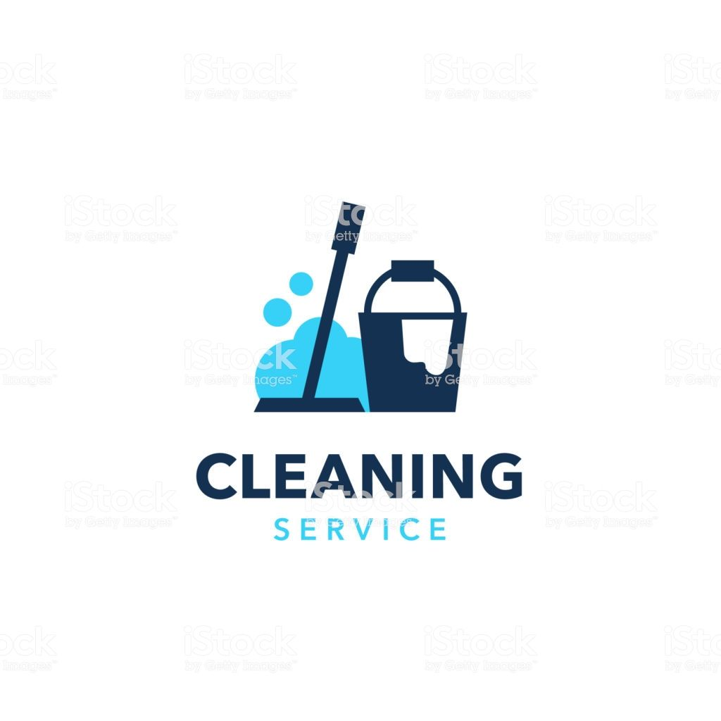 Professional Cleaning Company Logo Design Modern Flat Design Style Cleaning Company Logo Cleaning Company Logo Design Cleaning Company