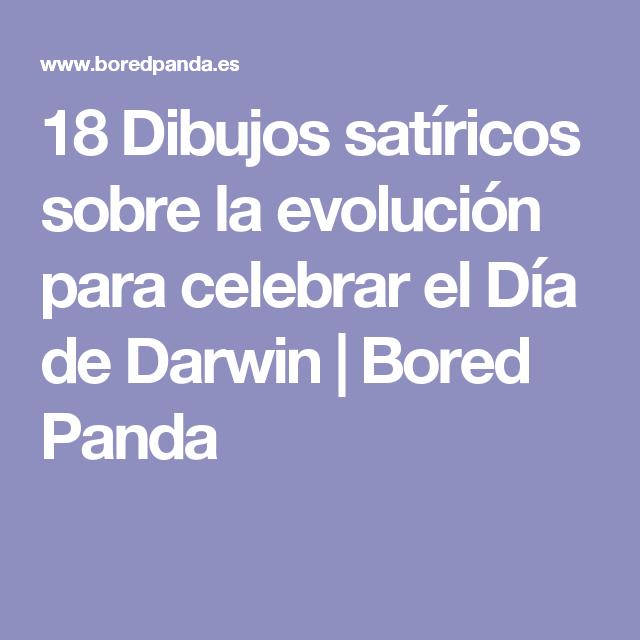 18 Dibujos satíricos sobre la evolución para celebrar el Día de Darwin | Bored Panda