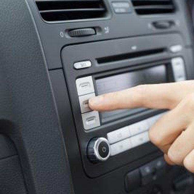 How To Insert A 2007 Honda Accord Radio Code