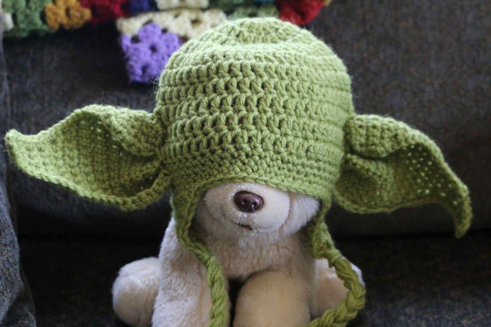35+ Beautiful Picture of Yoda Crochet Pattern   Crochet ...