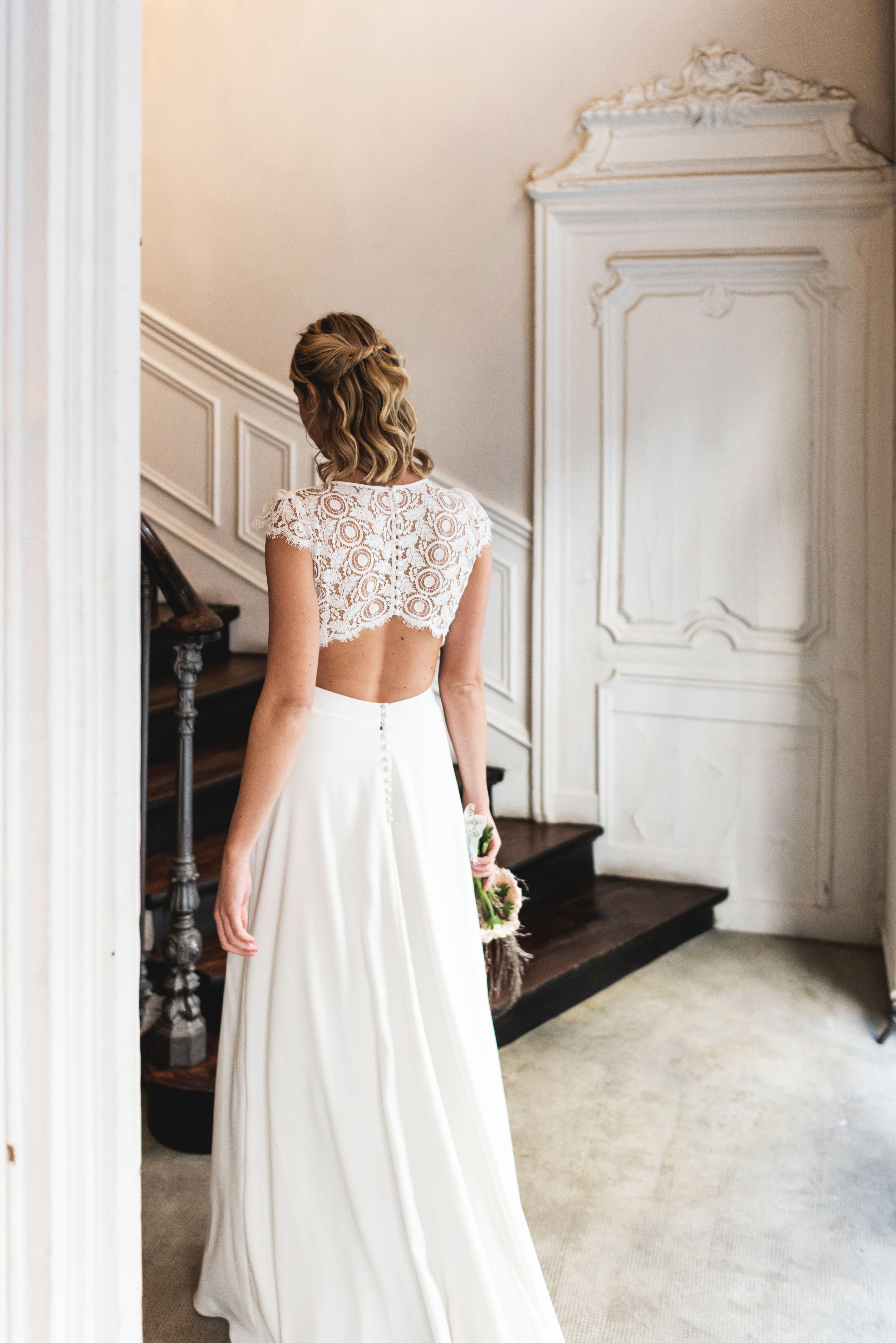en ligne profiter de prix pas cher Royaume-Uni La robe de mariée Lou | robes de mariée en 2019 | Robe, Robe ...