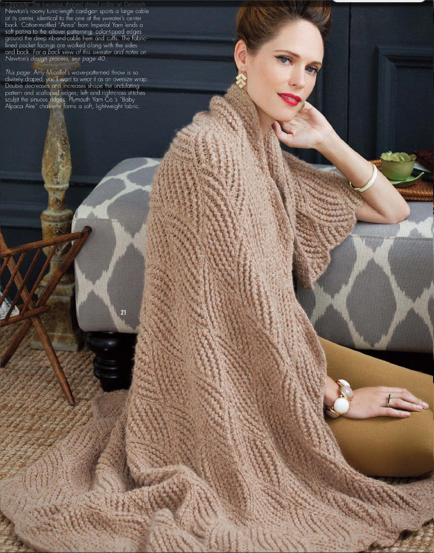Vogue Knitting Magazines | Knitting Patterns for Women ...