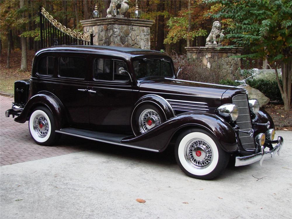 Motoriginal 1935 Buick Custom 4 Door Sedan Buick Cars Buick