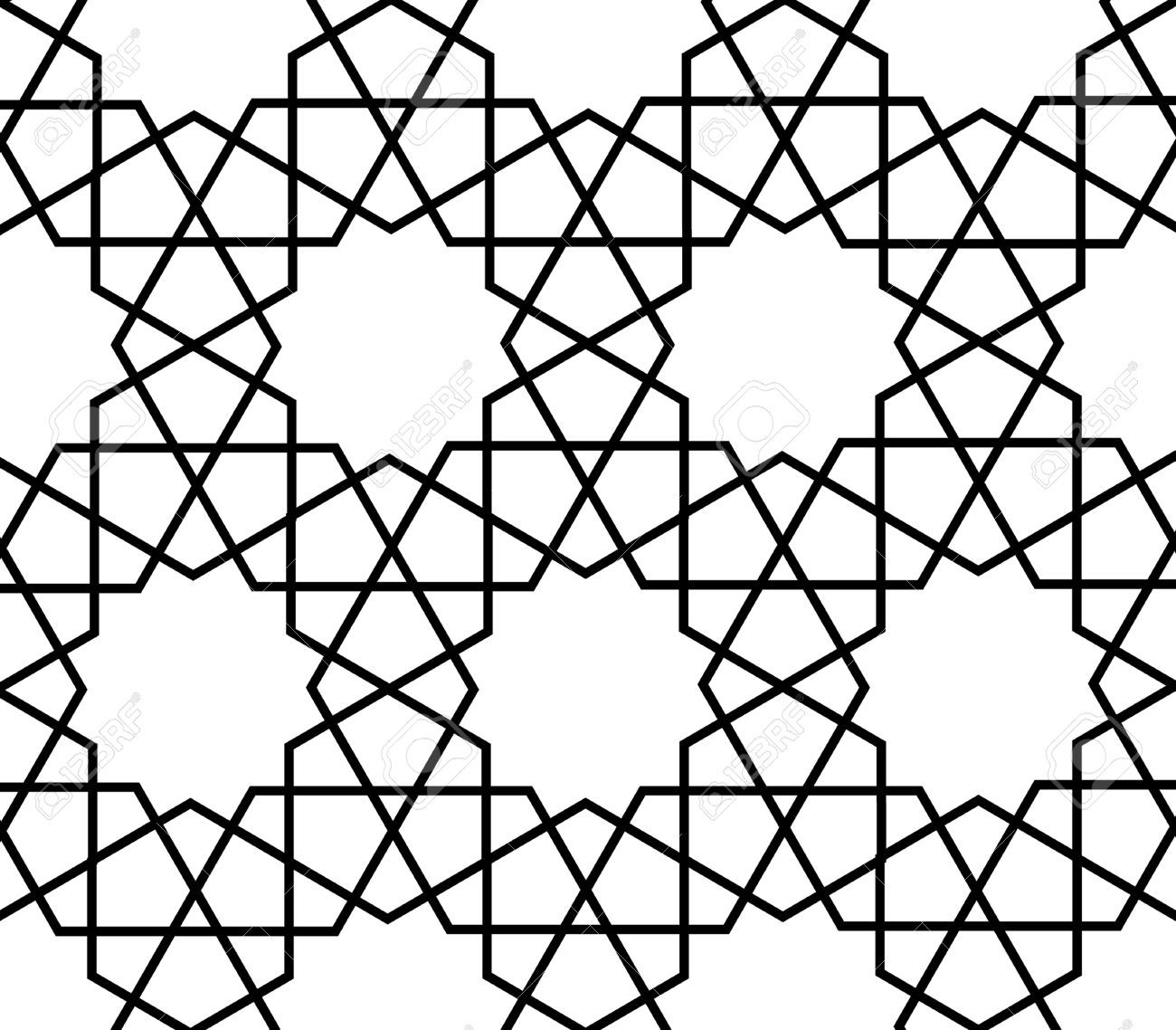 Image result for simple islamic art patterns | Zelij pattern ... for Simple Islamic Designs  587fsj