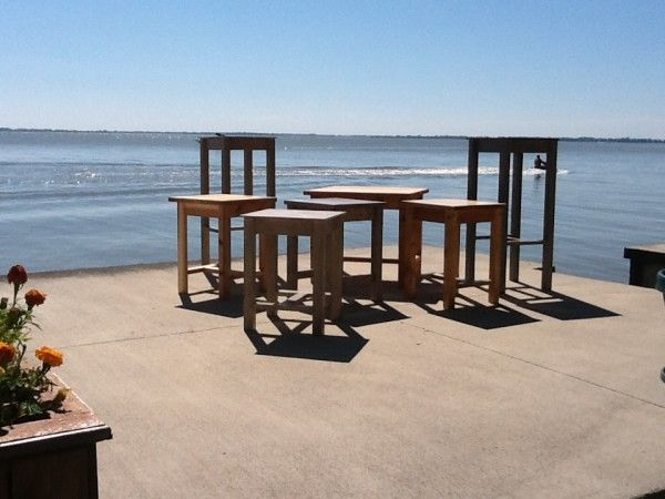 Adirondack Stools End Tables Do It Yourself Home