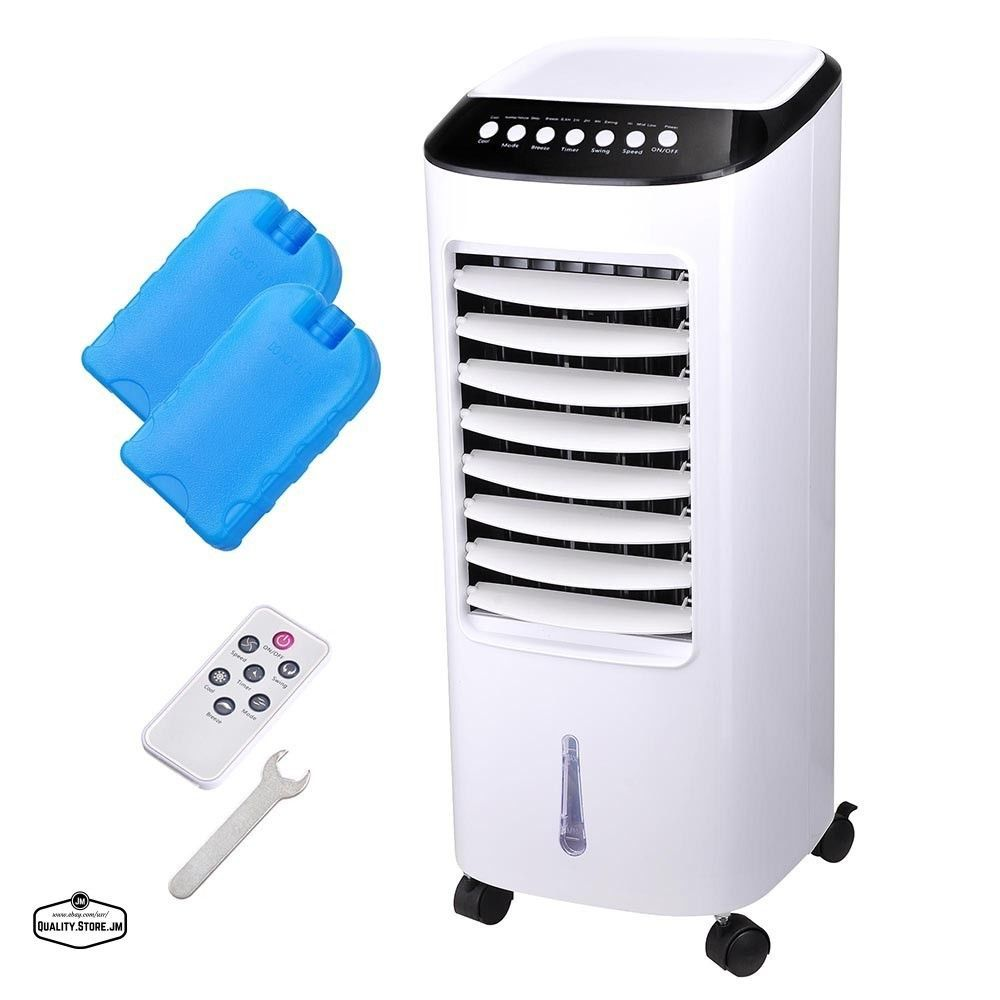 Portable Room Air Conditioner Indoor For Home Cooler Evaporative Unit Ac Fan New Evaporativeaircooler Air Cooler Fan Evaporative Air Cooler Air Cooler