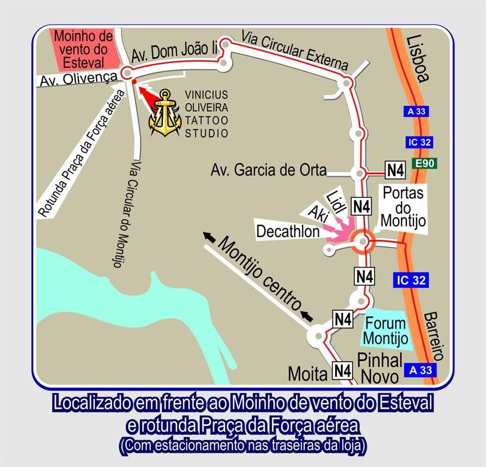 pinhal novo mapa Map, mapa, Montijo, Portugal, Bairro Esteval, rotunda praça força  pinhal novo mapa