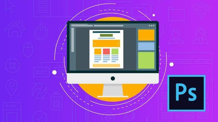 Learn Photoshop Web Design Profitable Freelancing In 2020 Learn Photoshop Photoshop Web Design Web Design Course