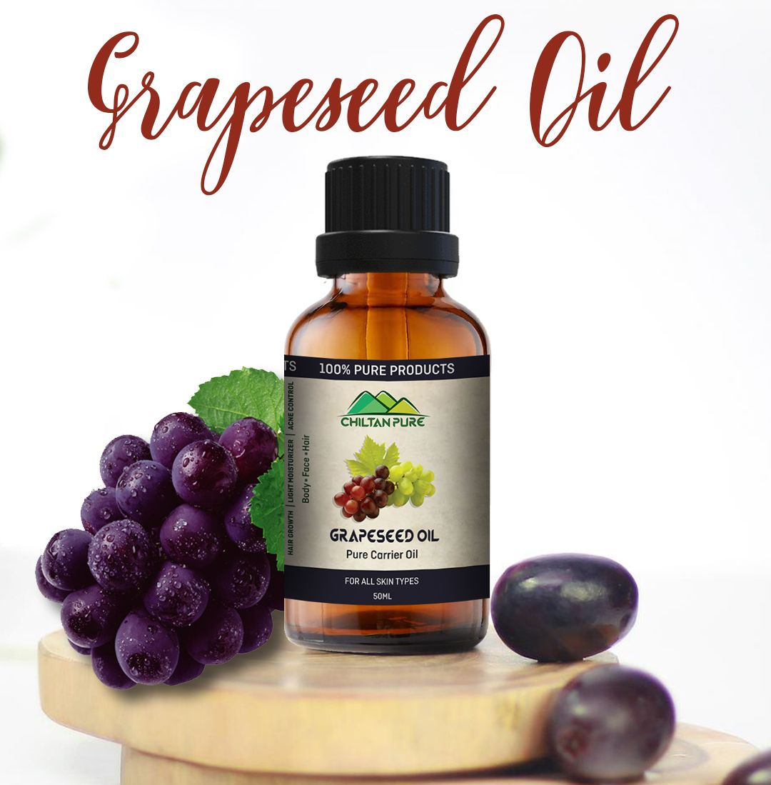 Grape Seed Oil Cold Pressed انگور Grapeseed Oil Benefits Grapeseed Oil Grapeseed
