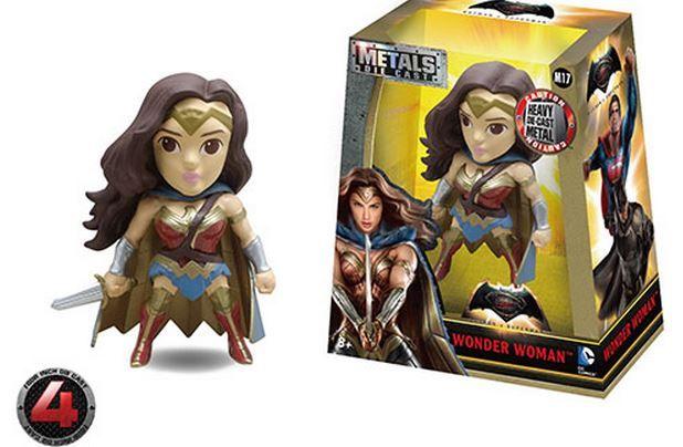 DC Die-Cast Metals M387 WONDER WOMAN New Mint
