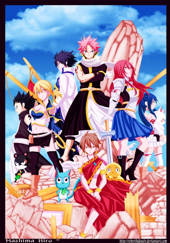 Fairy Tail Fairy tail movie