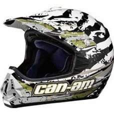 Canam ATV Dune Helmet Awesome helmet for rides and at a discounted price!