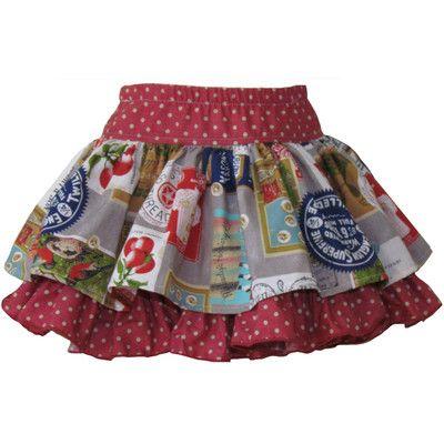 layer skirt