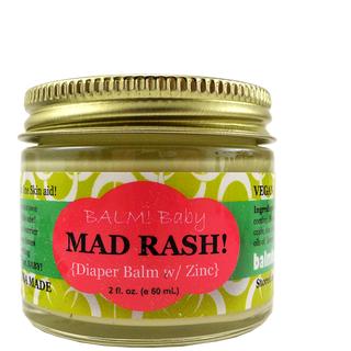 BALM! Baby - Mad Rash Diaper Balm w/ Zinc