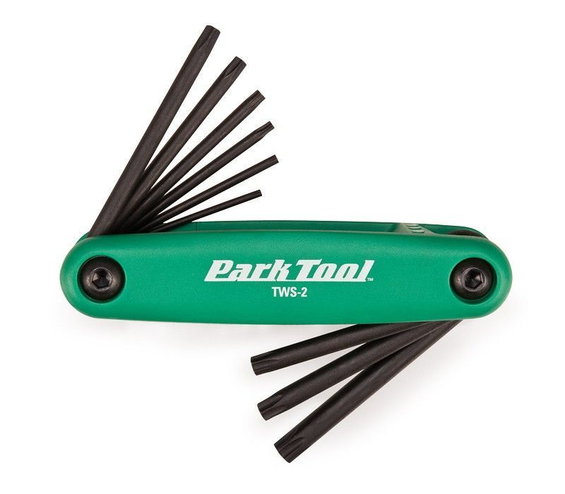 PARK TOOL PH-T20 P-HANDLED STAR SHAPED TORX WRENCH BIKE BICYCLE TOOL