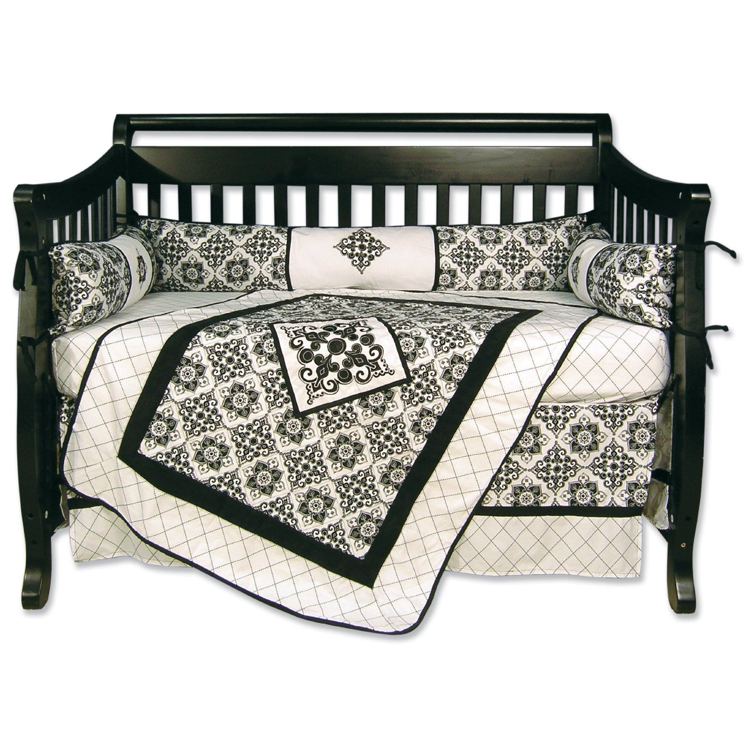 Trend Lab Versailles Black And White Family Pinterest