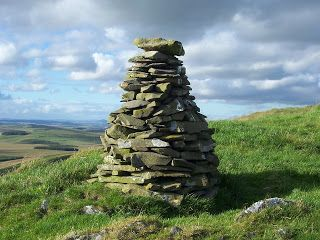 A Scottish Cairn Scottish Ancestry Stone Cairns Scottish