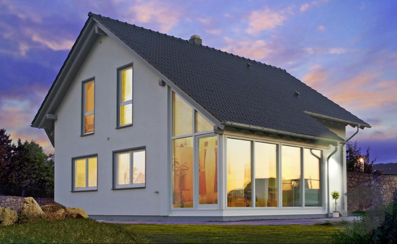 Einfamilienhaus Stockholm von Fingerhut Haus Wohnfläche