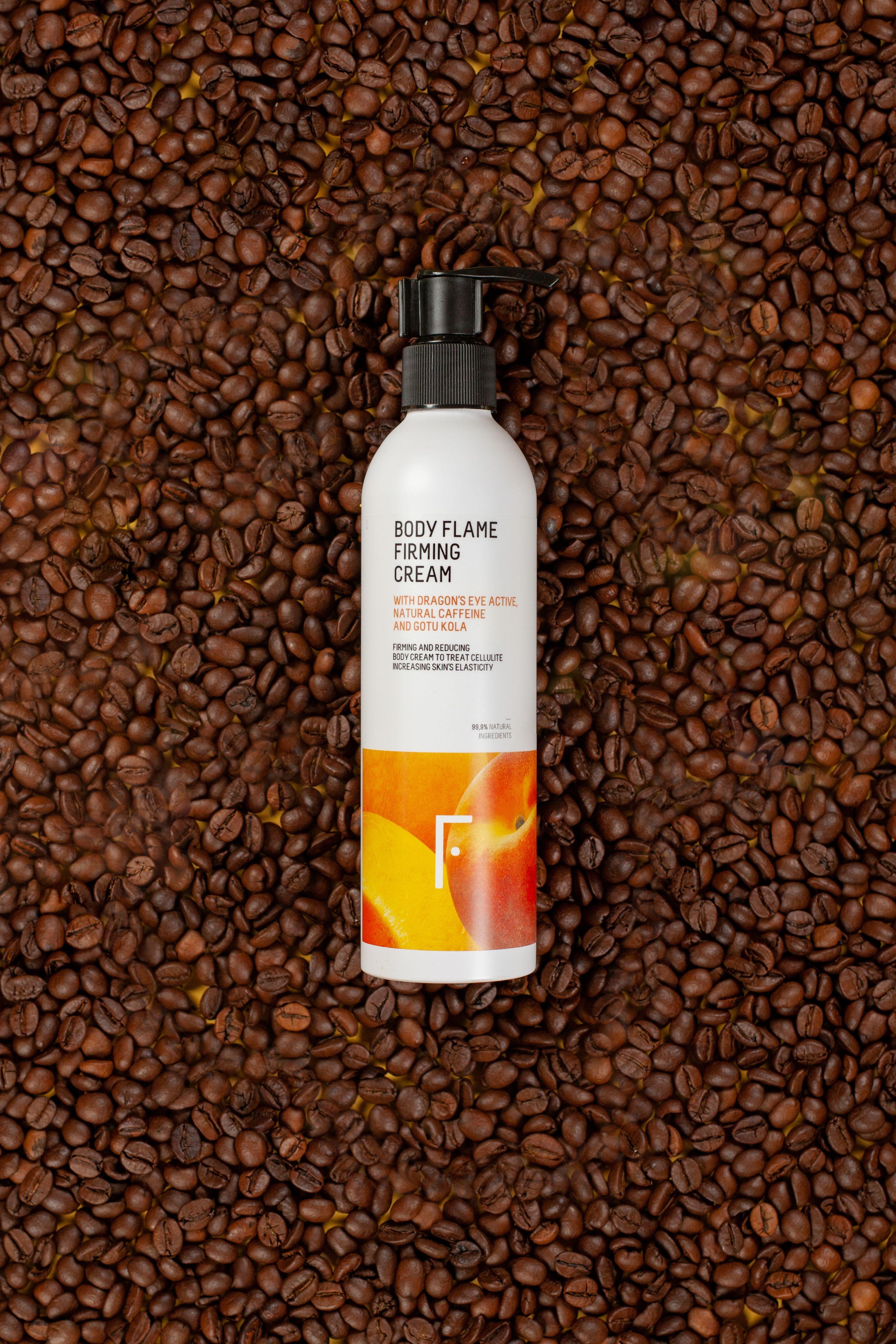 Body Flame Firming Cream Crema Corporal Reafirmante Crema