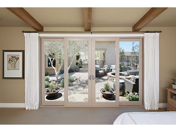 Pin By Brenda Johnson On For The Home Sliding Patio Doors Sliding French Doors Patio Doors