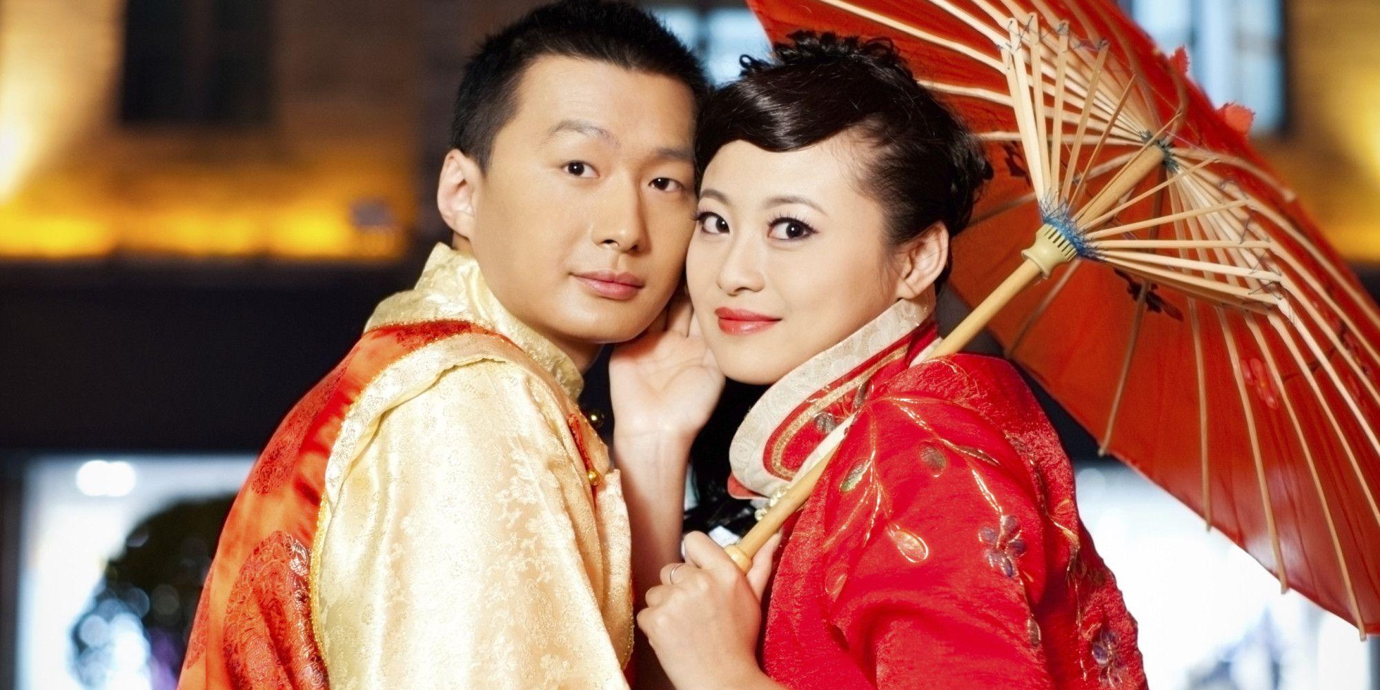 Wonderfull Chinese Wedding Guest Dress Etiquette Kse4