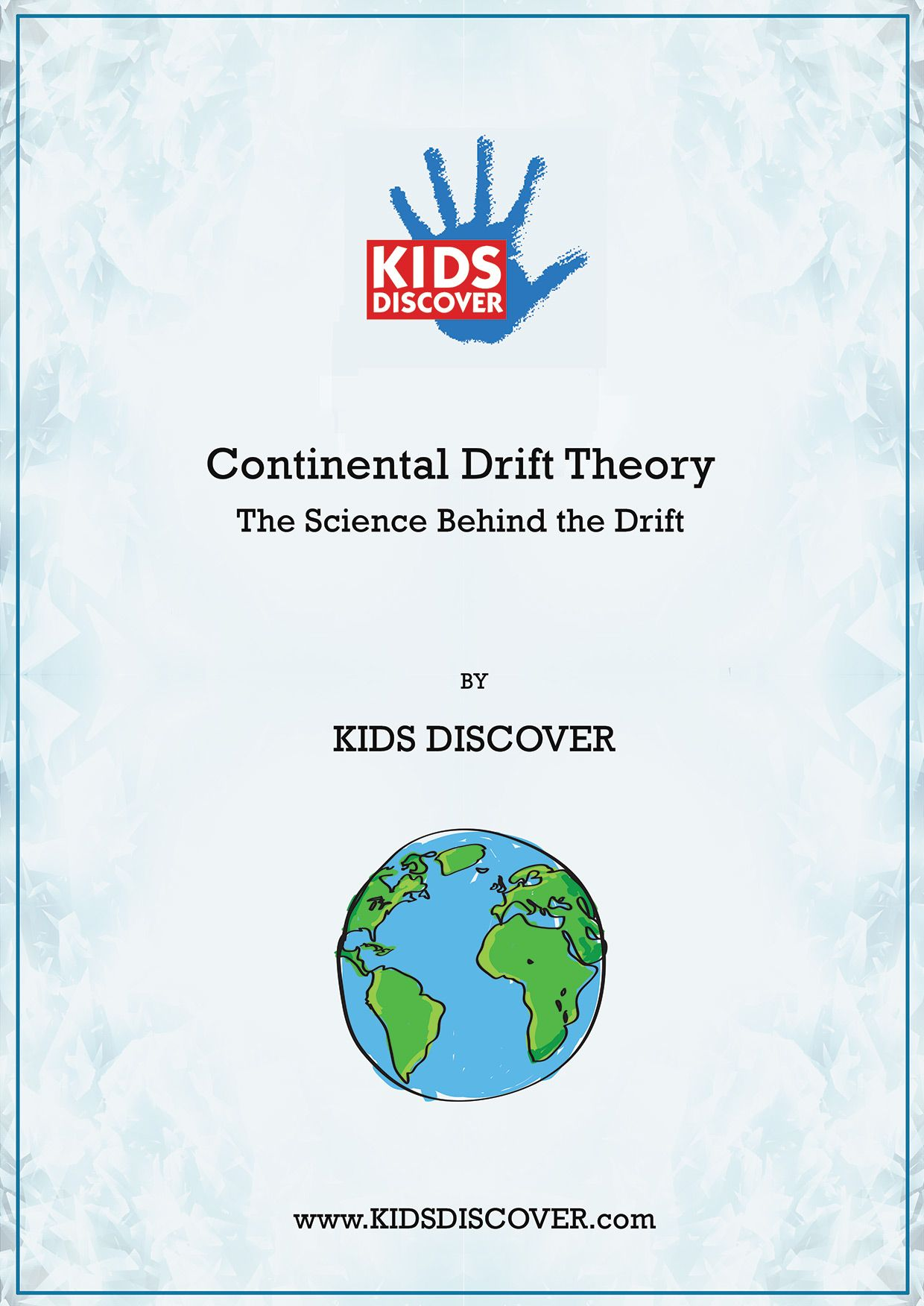 Kids Discover Continental Drift Theory Free Packet To