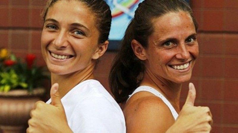 Roberta Vinci orgoglio di Taranto: vince Wimbledon con Sara Errani