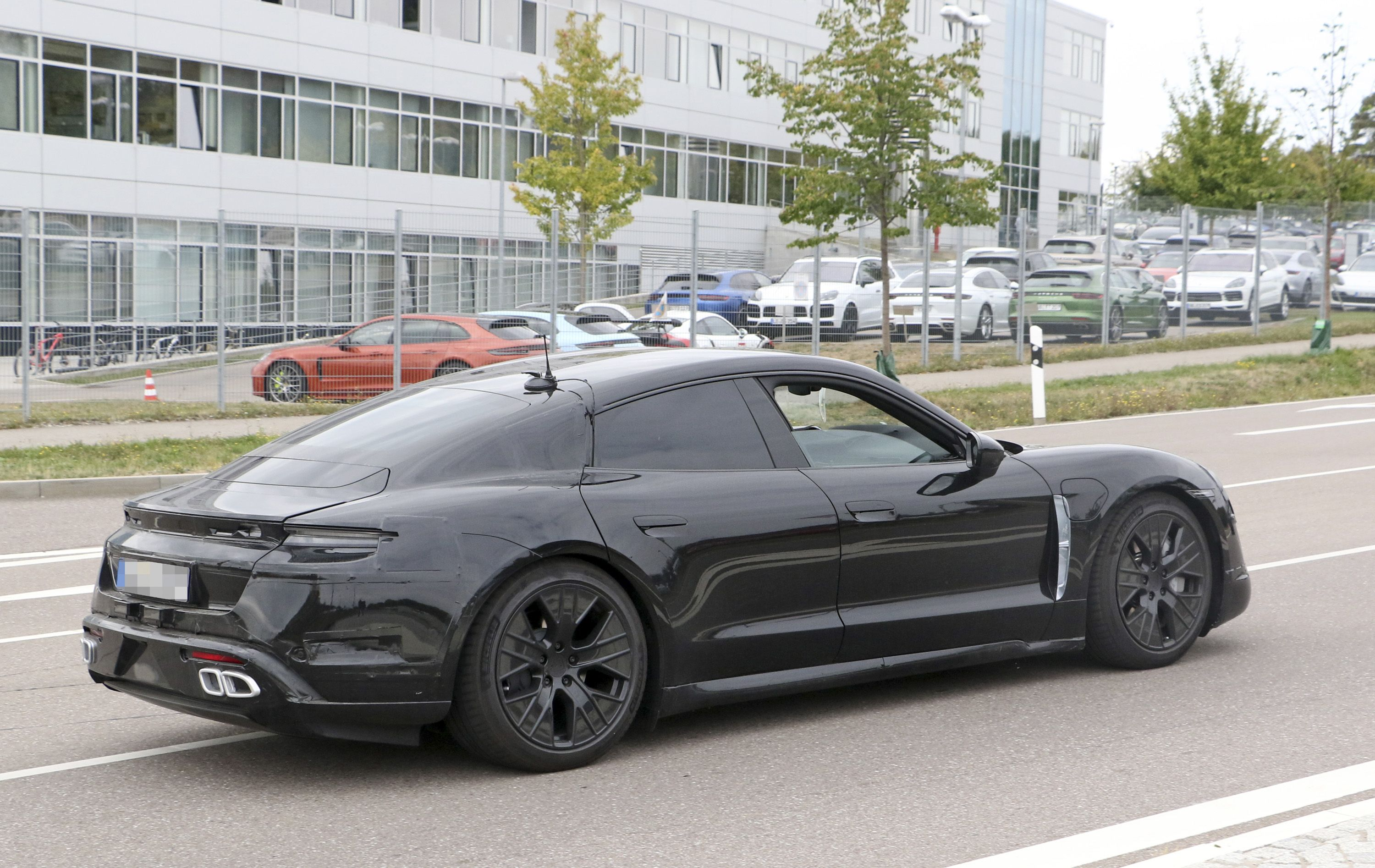 Porsche Aims At Tesla Again With An Electric Suv Taycan Targa And Possible Boxster Ev Top Speed Porsche Boxster Spyder Porsche Boxster Spyder