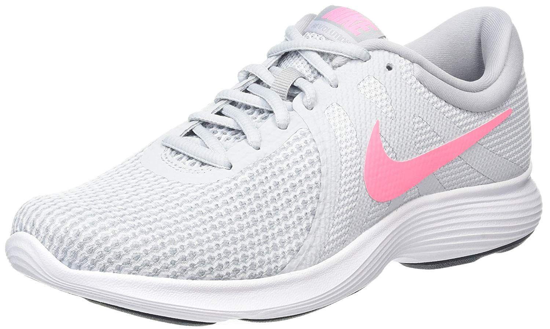 Nike Women's WMNS Revolution 4 EU Running Shoes: Amazon.co