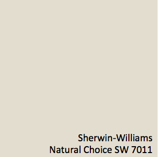 Sherwin Williams Natural Choice Sw 7011 Globalspice Guest Bed Bath Paint Pinterest