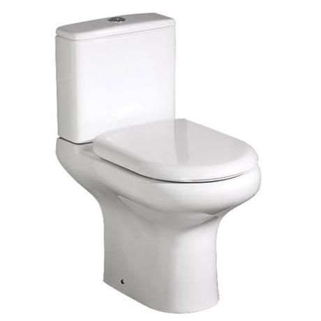 Groovy Rak Compact Close Coupled Toilet With Soft Close Seat Short Links Chair Design For Home Short Linksinfo