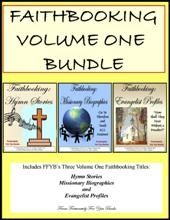 Faithbooking: Bundle 1 - Fortunately For You Books |  | Mini LapbooksCurrClick