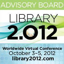 Advisory Board - Library 2.012 - Library 2.0