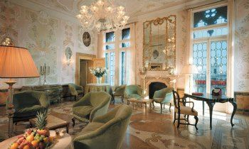The Luxurious Hotel Bauer Venice Italy