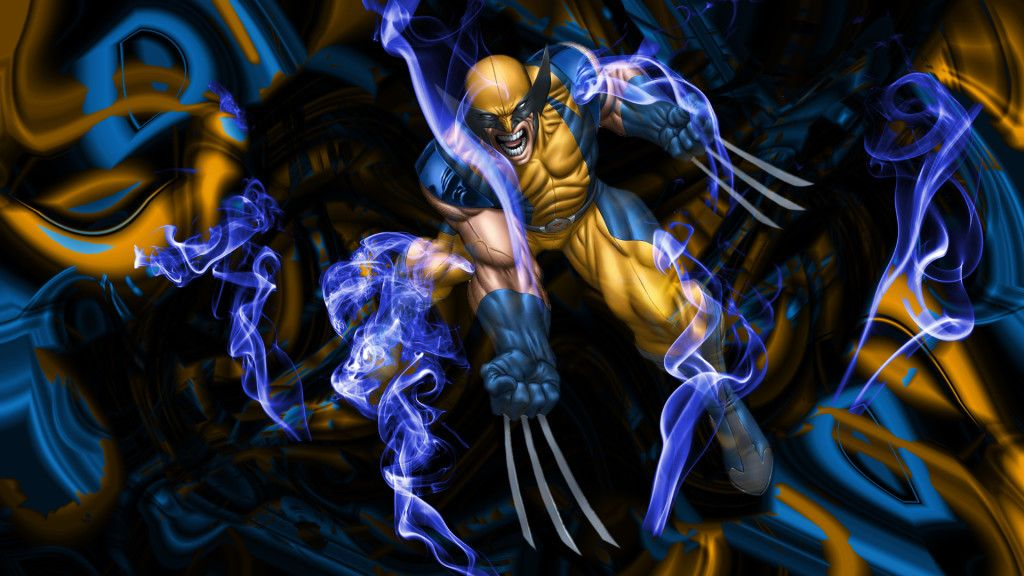 Awesome Wolverine Images