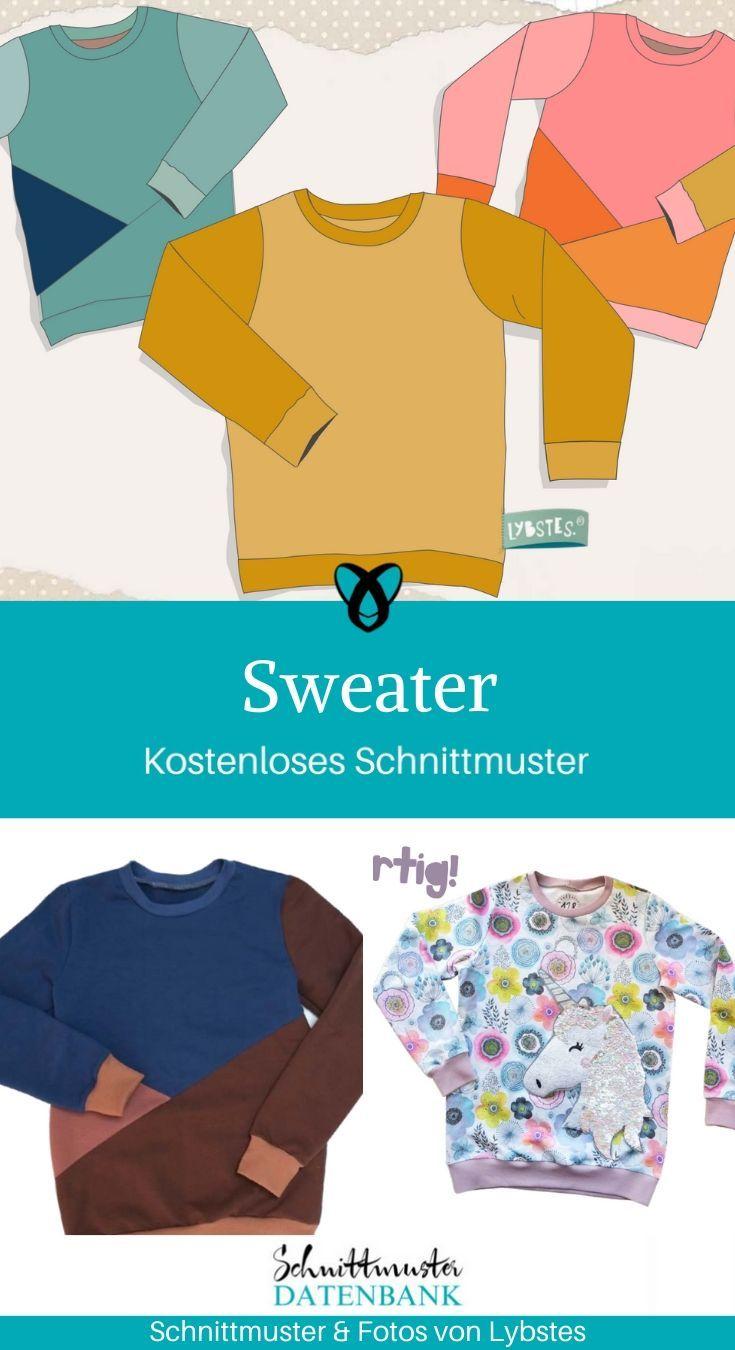 Kinder-Sweater