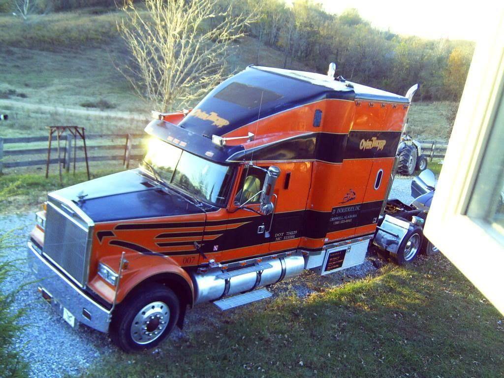 1987 Volvo White 146 Show Trucks Western Star