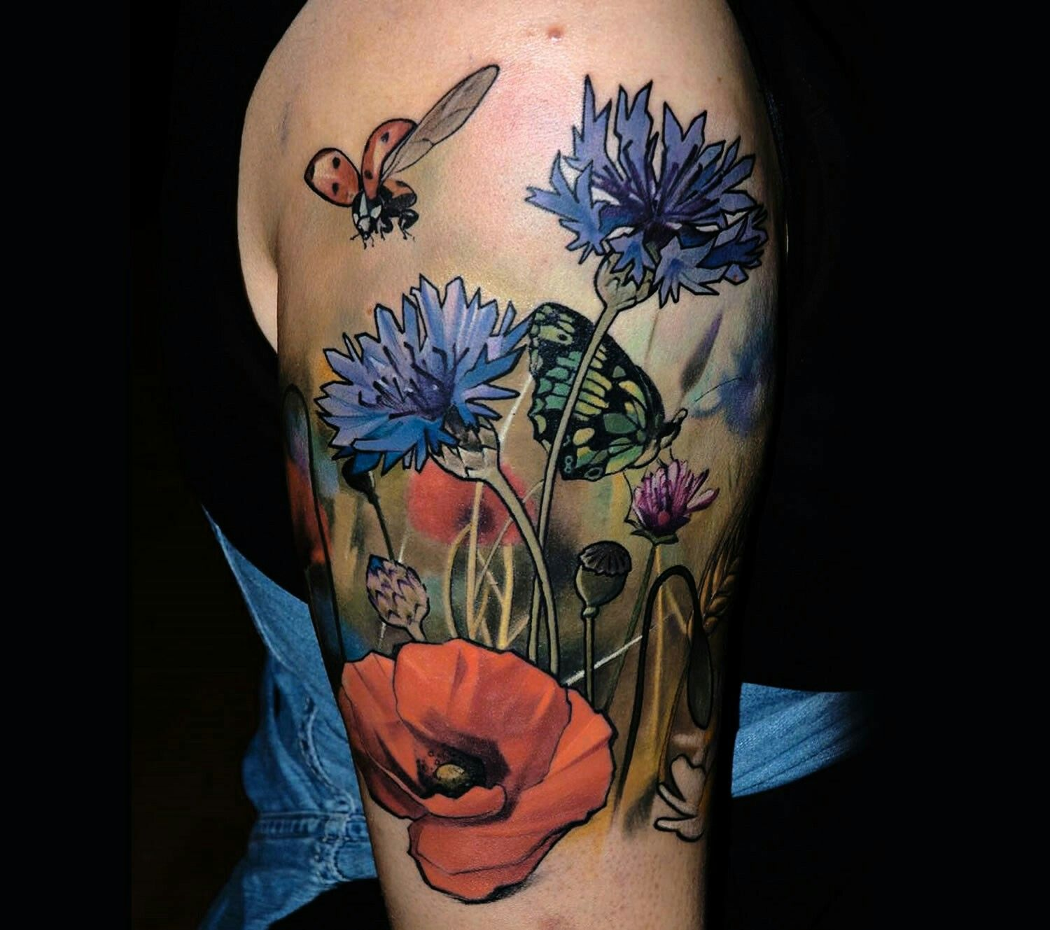Pin by Dawn Marshall on Body Art (With images) Neo